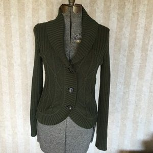 Bass Fitted Cardigan